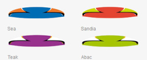 Colores disponibles para el Artik 4