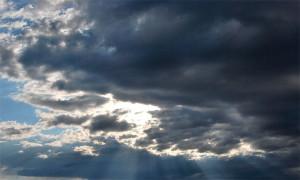 Cubierto de nubes