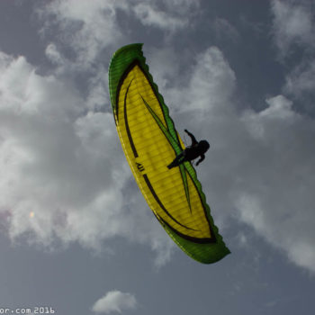 ITV Jedi 2 boasts dynamic handling and responds well in maneuvers like wing overs and spirals.