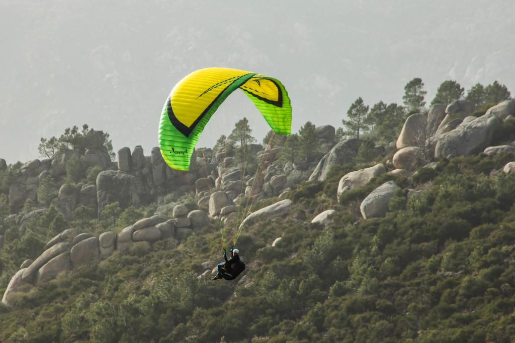 ITV Jedi 2 Solida y consistente, absorbe bien las turbulencias y resulta cómoda de volar.