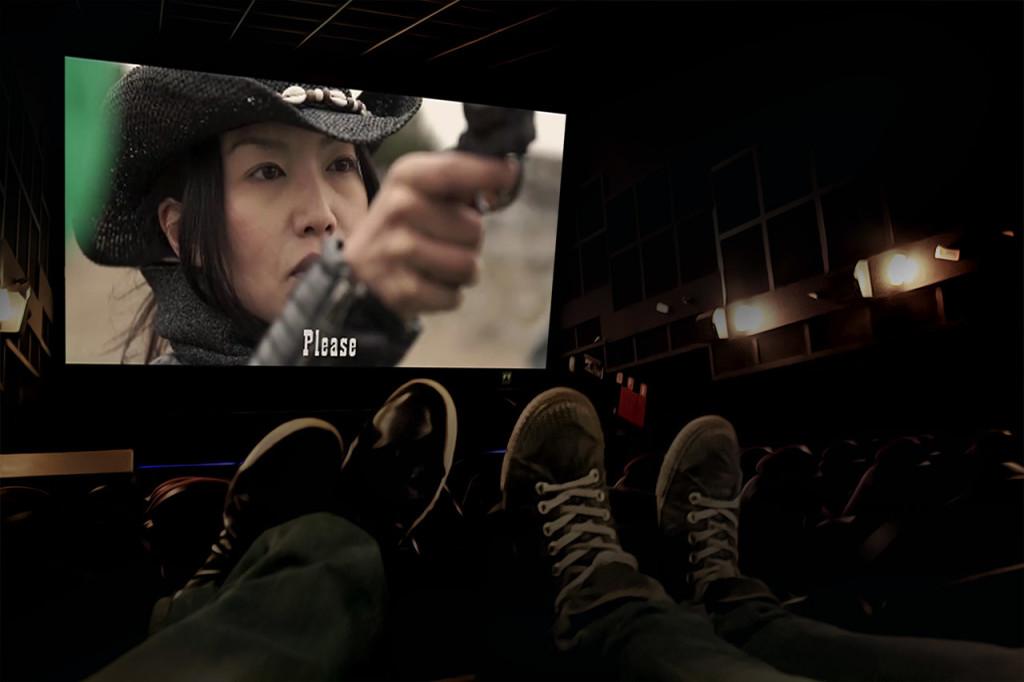 Seiko Fukuoka en el FIA El Yelmo, Festival de cine del aire.