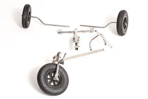 Trike liberty2fly desmontado