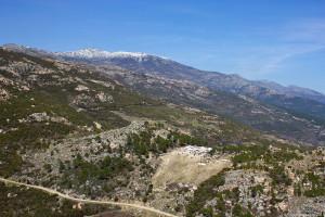 Despegue Oeste de Pedro Bernardo - Parapente XC Tour