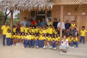 Canoa, Ecuador. The Cloudbase Foundation