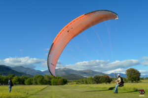 Sol Paragliders Sycross One