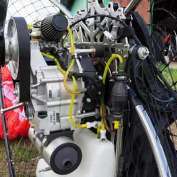 Paramotor Bailey V5