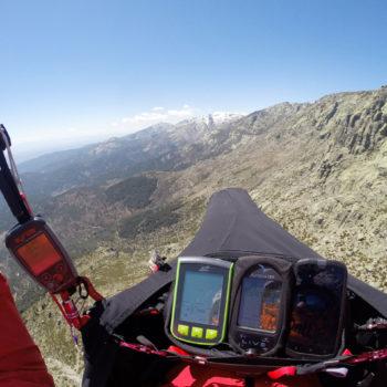 Volando con el Syride SYS Nav V3