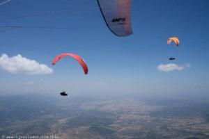 Ganando altura con Chechu Costa y Pablo Menchero