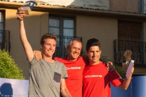 Xevi Bonet, El Nº 1 del Mundo nuevamente en lo más alto del Podio.