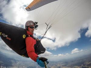 Varios días con techos sobre los 3500 m sn/mar puso en apuro a los pilotos.