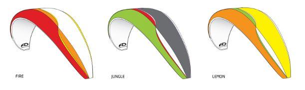 El estilo visual bastante personal con franjas y curvas a 4 colores resulta elegante y atractivo.
