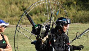 Alex Mateos, Mundial de Paramotor 2016