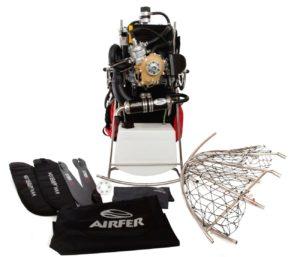 Airfer Explorer 2 con motor Polini Thor 80