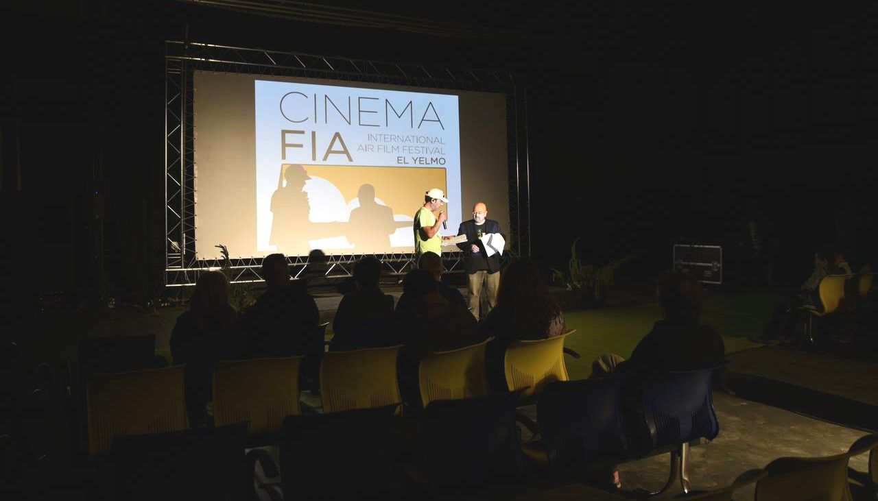 International Air Films Festival FIA El Yelmo