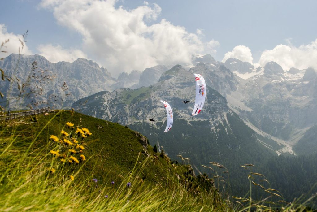 X-Alps. Photo: Red Bull Content Pool