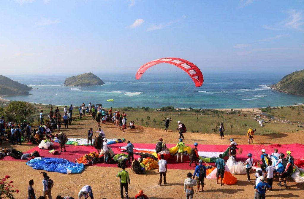 Paragliding Accuracy. Photo: FAI