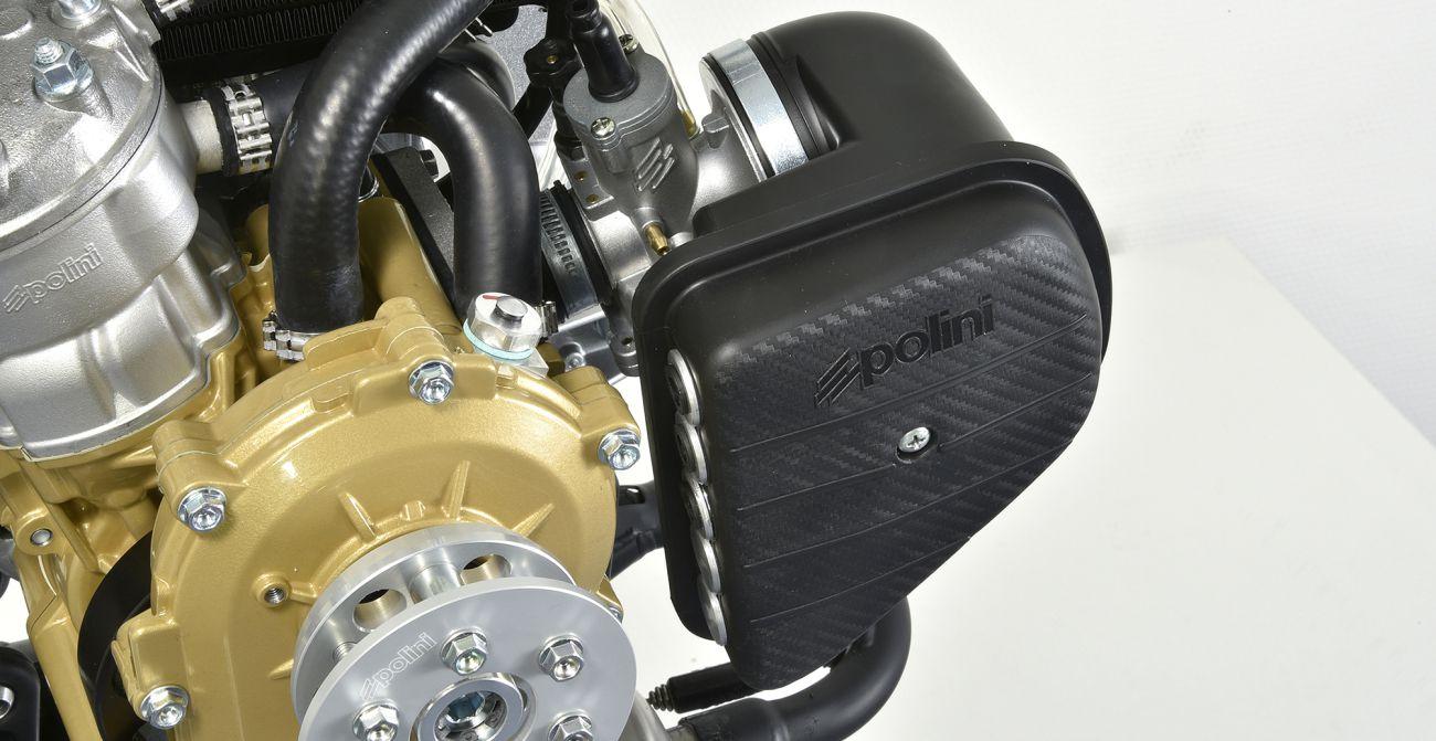 Polini released revamped Thor 80 engine - ojovolador.com