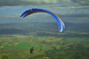 Honduras paragliding