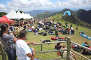 Campeonato Panamericano de Parapente Baixo Guandú, Brasil