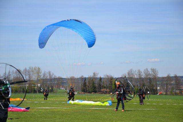 Paracell en Desafío 1,5kw en Austria. Foto: Jens Raßmann