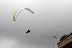 Meru, 2-line EN D paraglider from UP