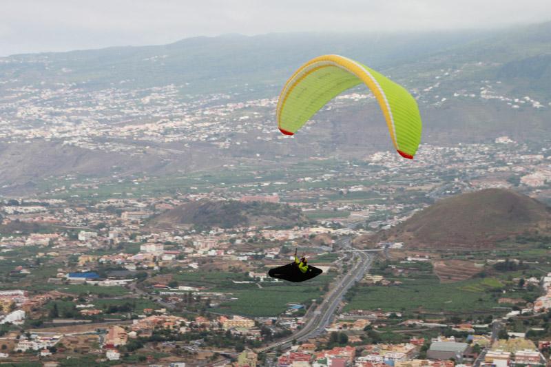 Paraglider review: Nova Sector, accessible EN C | ojovolador com