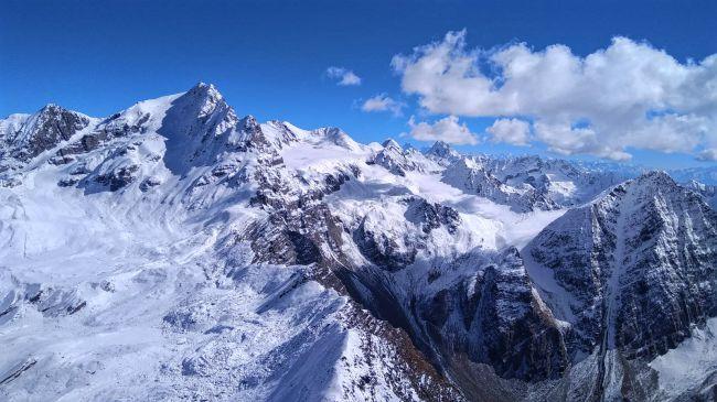 Cheluis, 5 días perdido en el Himalaya