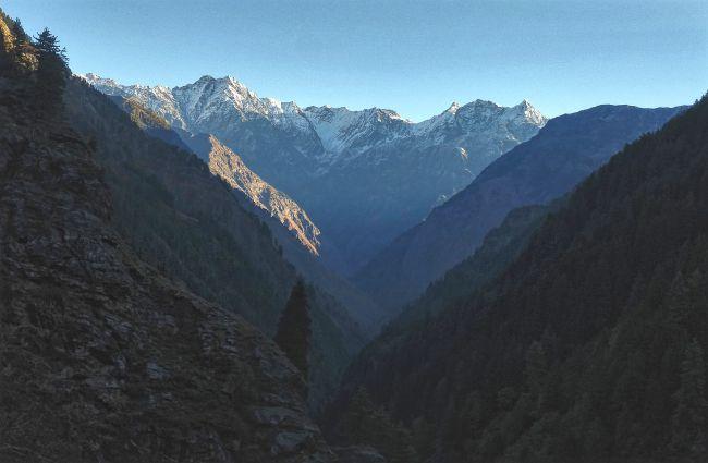 Chelui, 5 días perdido en el Himalaya
