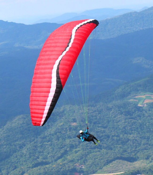 New EN A paraglider Prymus 5 from Sol
