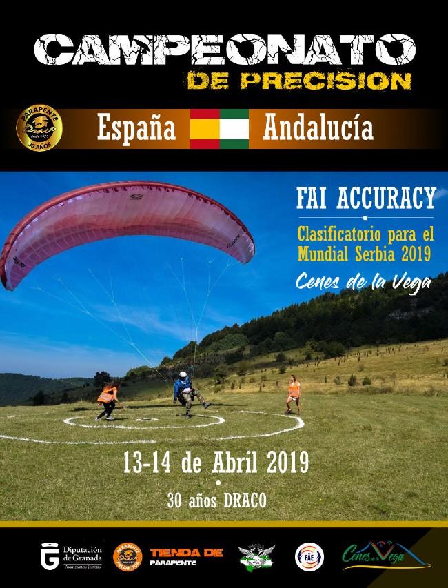 Campeonato de España de Precisión, Draco 2019