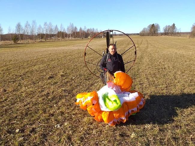 Lauri Kadakas: My record-breaking flight of 1133 km on