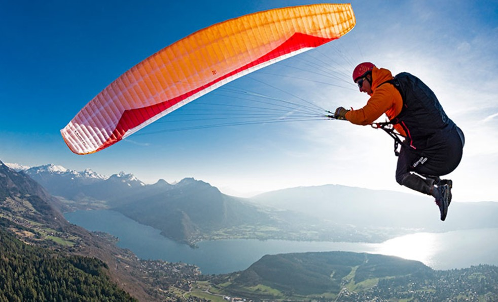 Gin news: Update of Explorer paraglider, and new accessories