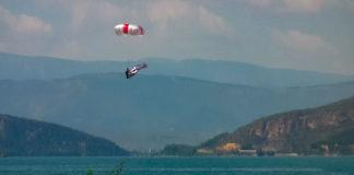 Paracaídas de reserva