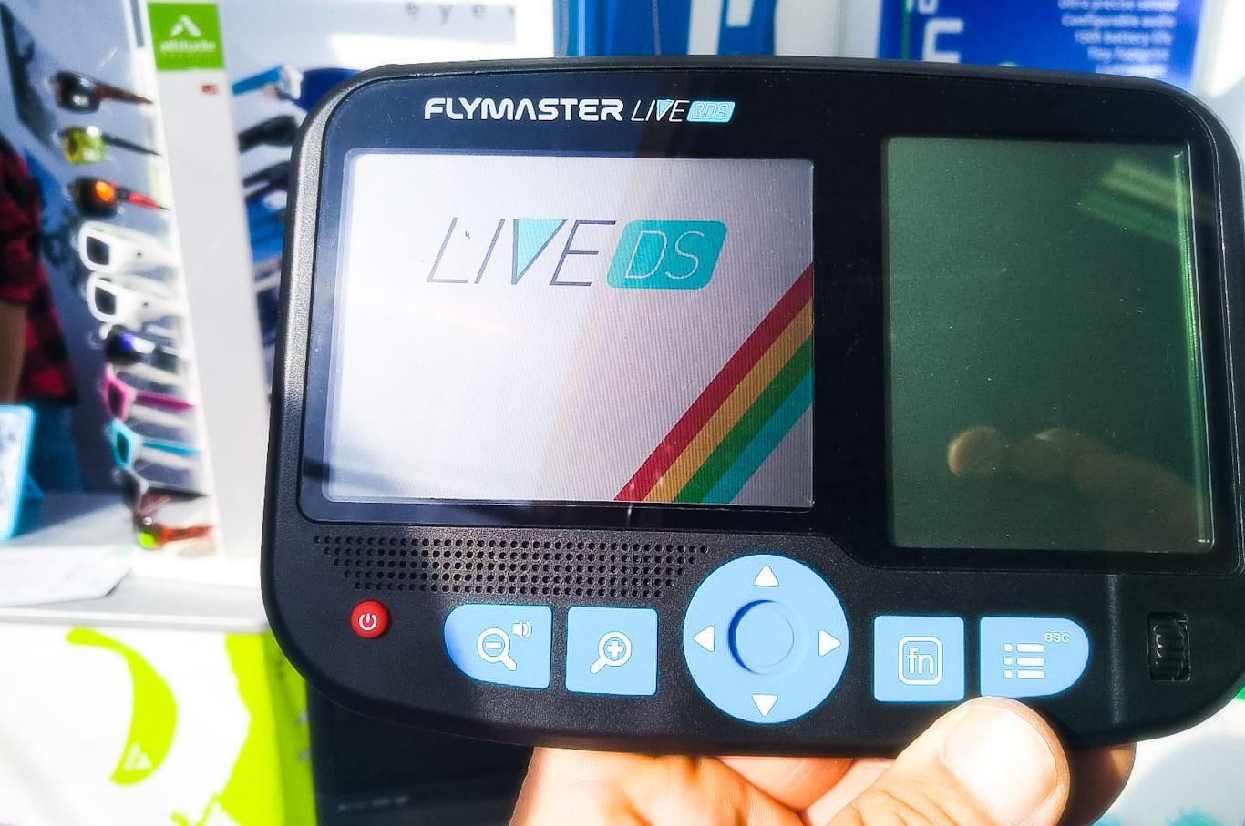 Flymaster Live 3DS