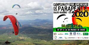 Pan American Paragliding Championships Baixo Guandu, Brazil 2020