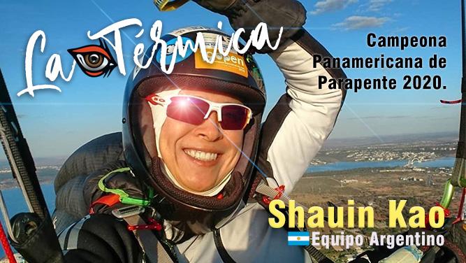 Shauin Kao